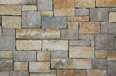 piedra regular en seco