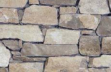 piedra normal en seco